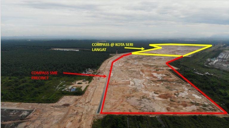 COMPASS Development Developments - SEM Precinct and COMPASS @ Kota Seri Langat Industrial Park